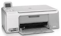 HP Photosmart C4173 All-in-One Printer