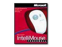 Microsoft IntelliMouse Track Ball Mice